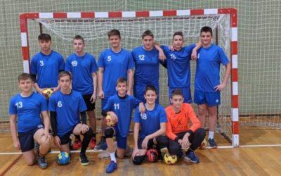 10. kolo 2. Hrvatske kadetske rukometne lige, RK Zagorec-RK Mladost 09 odigrali neodlučeno; 22-22